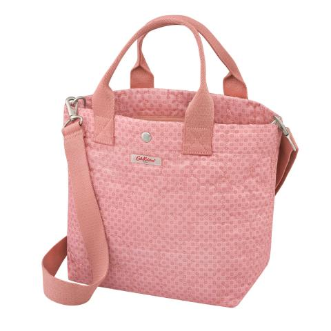 POLY S TOTE FRESTON ROSE QUILT