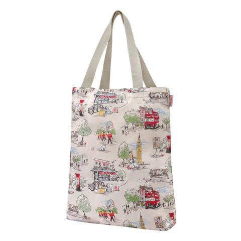 FOLDAWAY TOTE BILLIE GOES TO TOWN