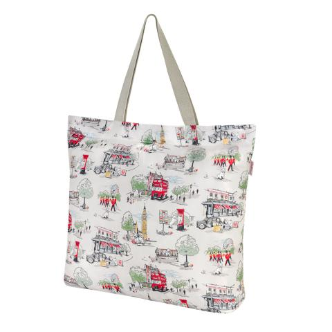 L FLOLDAWAY TOTE BILLIE GOES TO TOWN