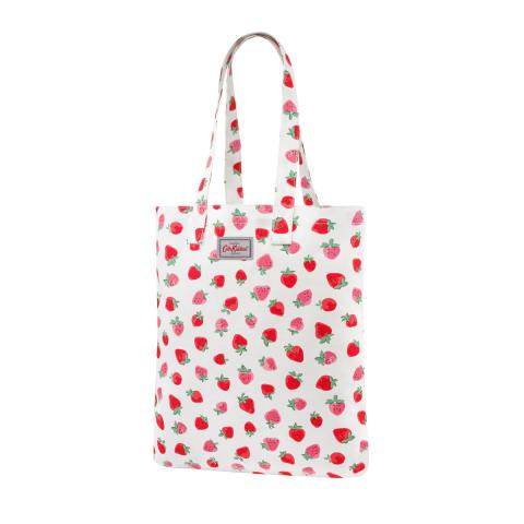 BOOKBAG SWEET STRAWBERRY