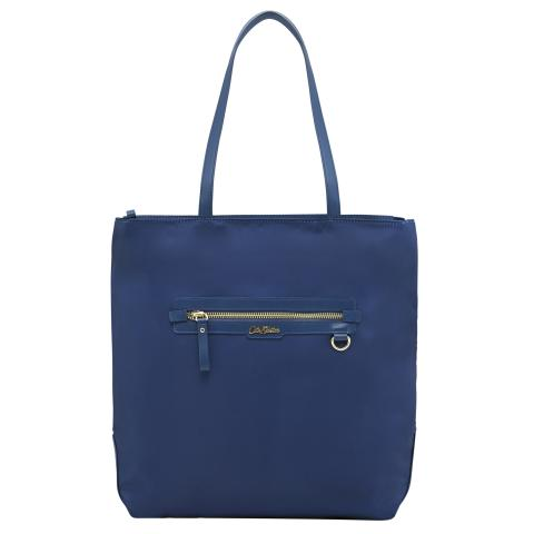 ASTER TOTE SOLID NAVY