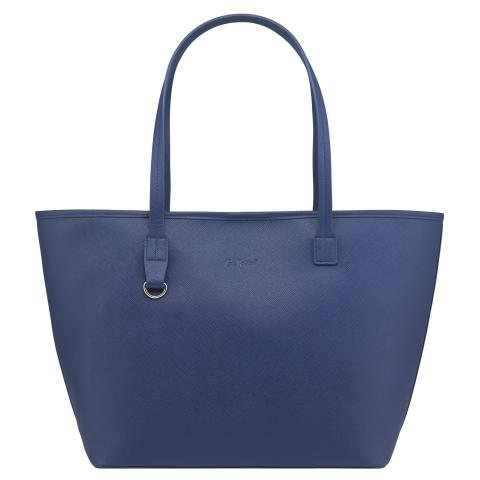 BROOMFIELD TOTE SOLID NAVY
