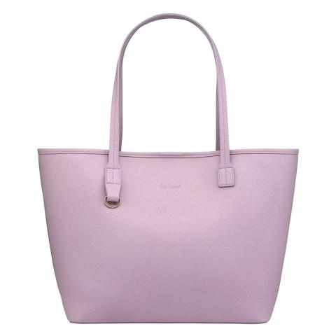 BROOMFIELD TOTE SOLID BLUSH
