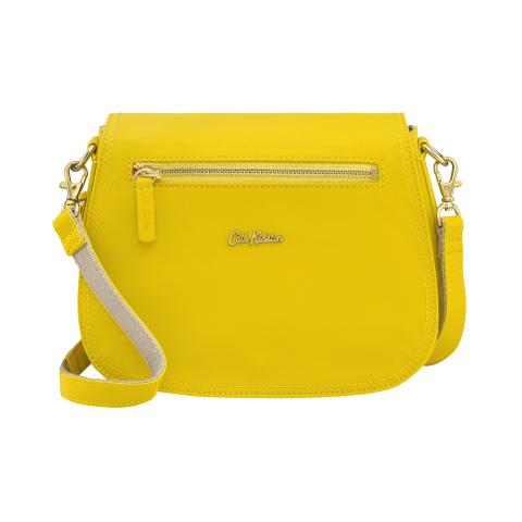 BENNETT CROSS BODY SOLID YELLOW