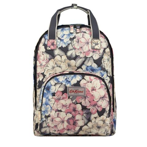 MULTI POCKET BACKPACK RHODODENDRON GRAPHITE GREY