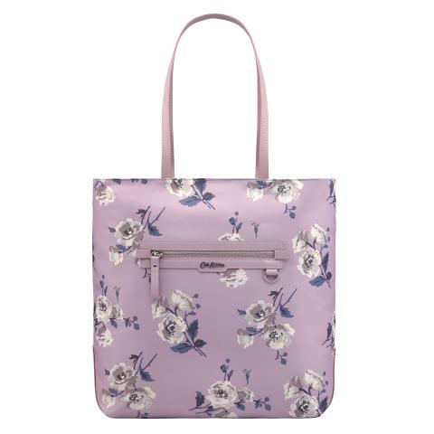ASTER TOTE ISLAND BUNCH BLUSH