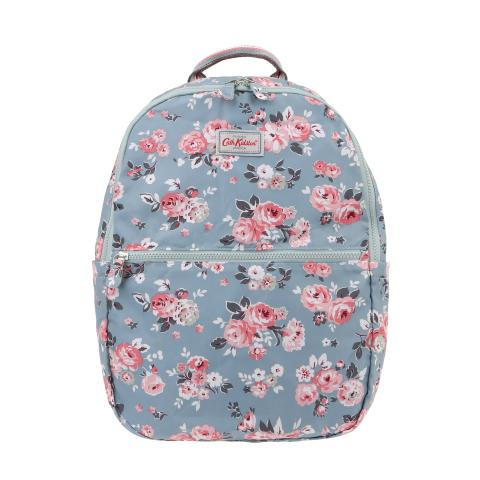 FOLDAWAY BACKPACK WELLS ROSE SLATE BLUE