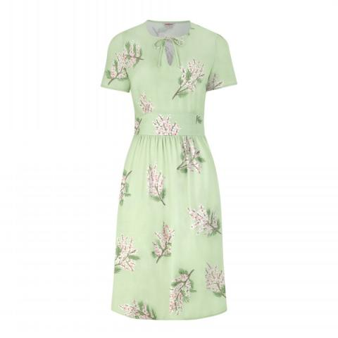 MIMOSA TEA DRESS UK10