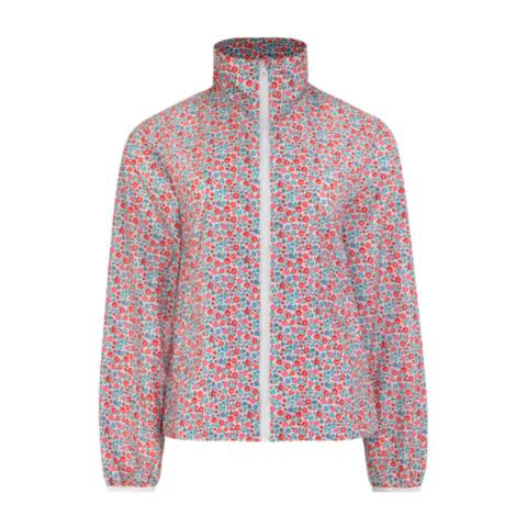 ASHBOURNE DITSY SHORT RAINCOAT