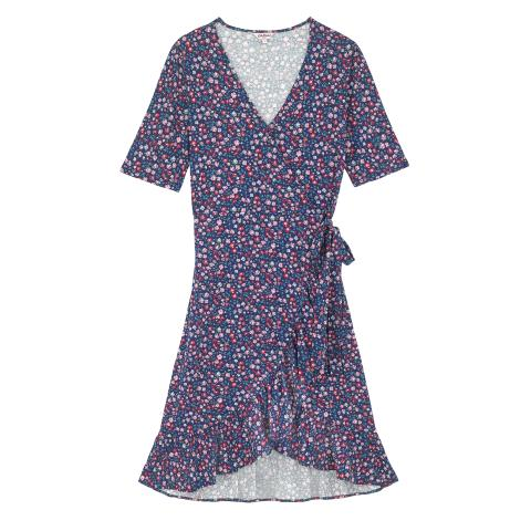 DULWICH DITSY DRESS