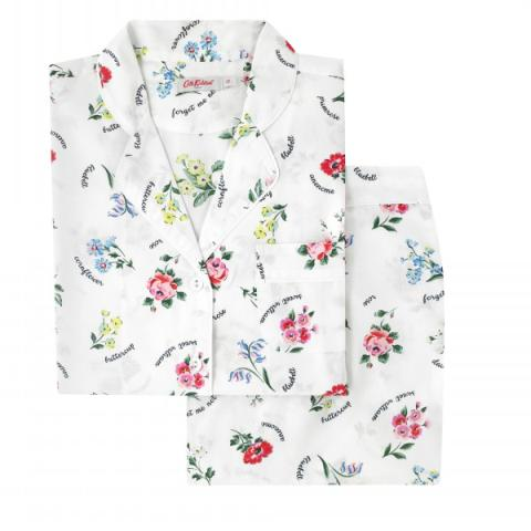 BOTANICAL BLOOMS PJ SET S