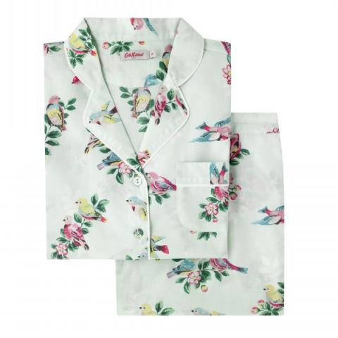 SPRING BIRDS PJ SET