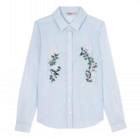 SPRING BIRDS PL01 SHIRT
