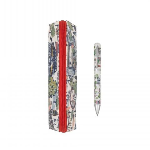 PEN SET MINI LONDON VIEW