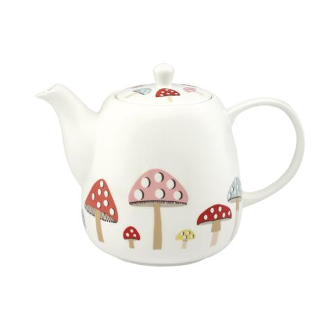 Mini Mushrooms Teapot