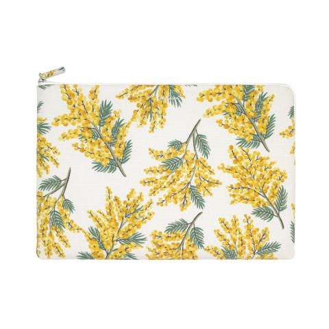 LAPTOP SLEEVE MIMOSA FLOWER