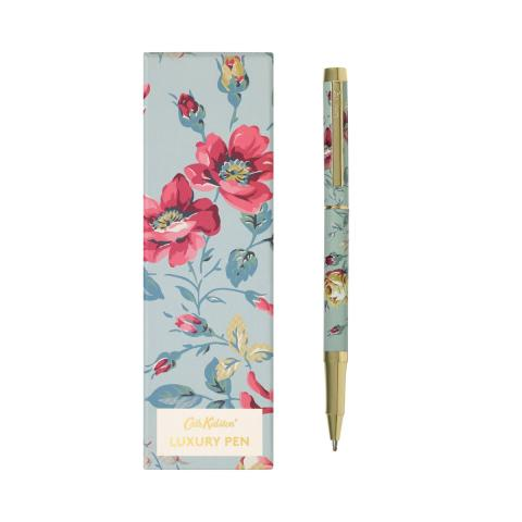 Pembroke Rose Boxed Pen