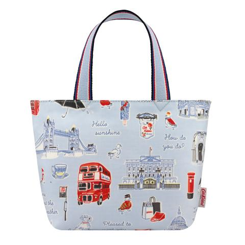 LUNCH TOTE LONDON ICONS