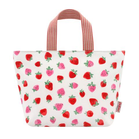 LUNCH TOTE SWEET STRAWBERRY