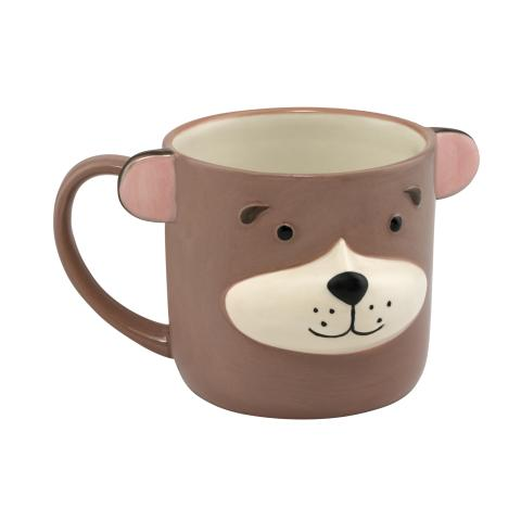 OTTER BOXED MUG PLAIN