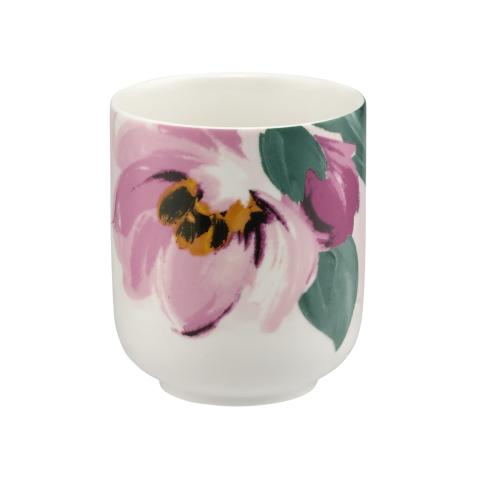 TEA CUP LARGE PAINTBOX FLOWERS