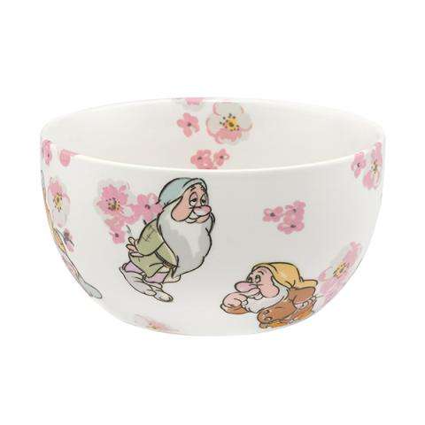 BOWL DWARFS AND BLOSSOM