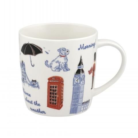MUG MINI LONDON ICONS