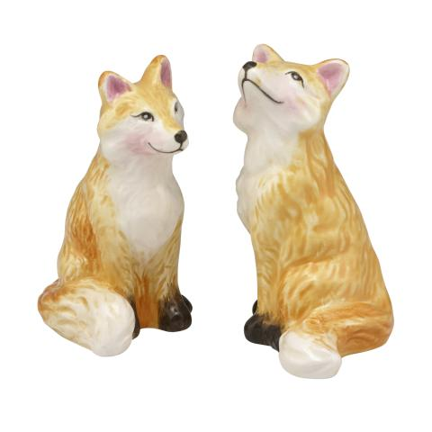 NOVELTY SALT AND PEPPER SHAKERS PLAIN MULTI