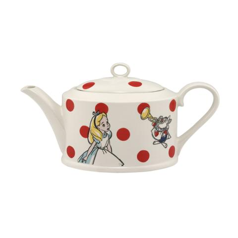 TEAPOT  ALICE AND FRIENDS