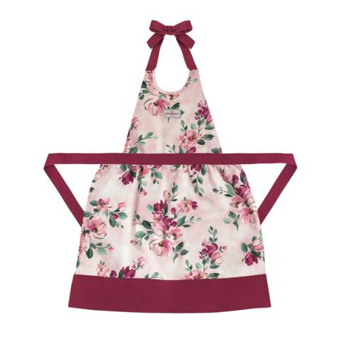APRON PAINTBOX FLOWERS