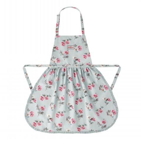 APRON CATS & FLOWERS