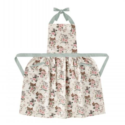 DISNEY APRON BAMBI ROSE