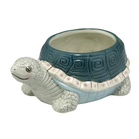 TORTOISE PLANTER PLAIN MULTI