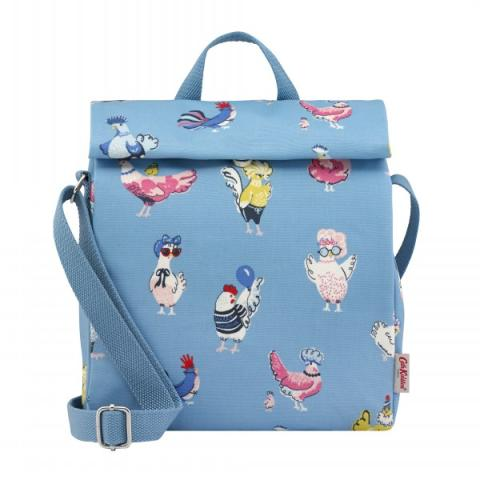 CROSS BODY LUNCH BAG HEN PARTY