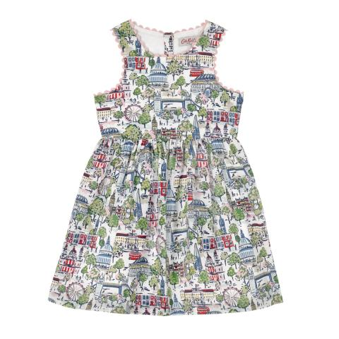DRESS MINI LONDON VIEW