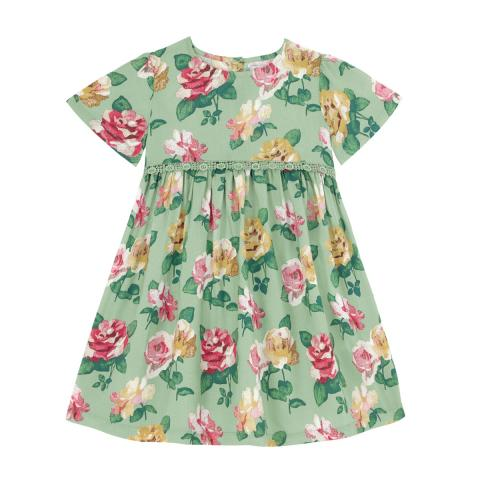 Chiswick Rose Boho Dress