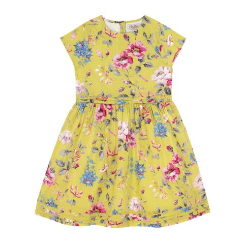 DRESS PEMBROKE ROSE