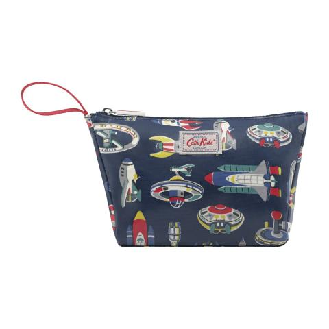 WASHBAG UP IN SPACE