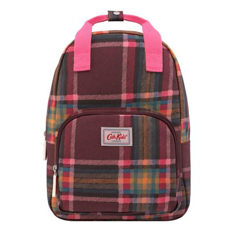 Med Backpack Clarendon Check