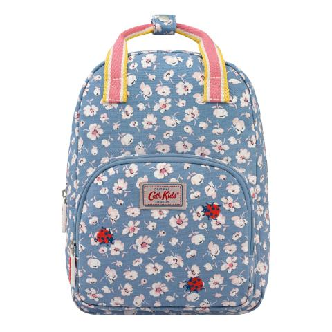 MED BACKPACK WASHED DITSY