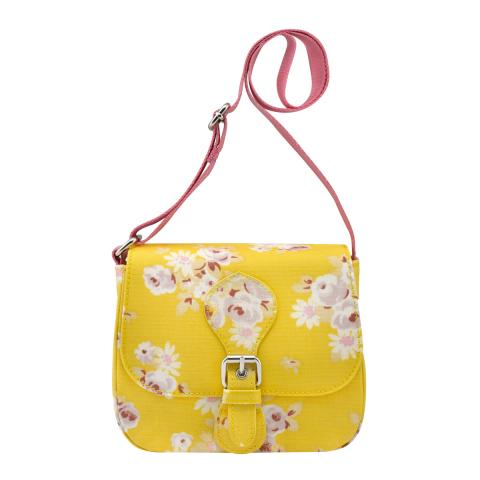 PREM X BODY SATCHEL DAISY ROSE