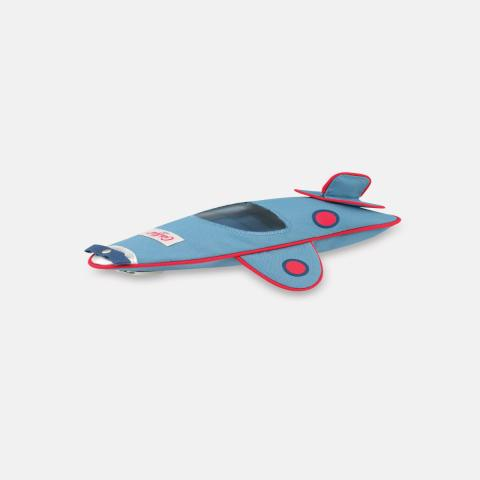 PENCIL CASE NOVELTY AEROPLANE