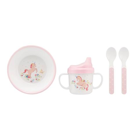 NURSERY SET UNICORN MEADOW
