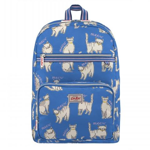 JUNIOR SLOUCH LARGE BACKPACK MEOW