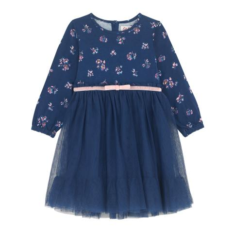 BABY DRESS YORK DITSY