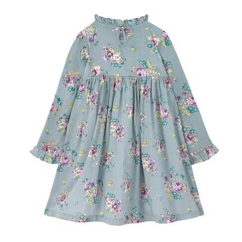 DRESS EIDERDOWN BUNCH 4-5 Y