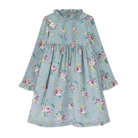 DRESS EIDERDOWN BUNCH 1-2 Y