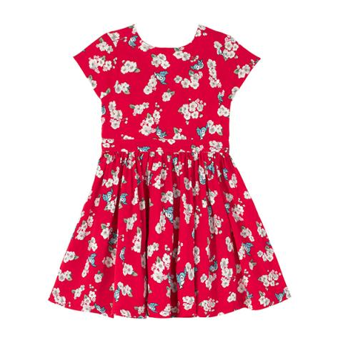 DRS LITTLE SCATTERED BLOSSOM 5-6 Y