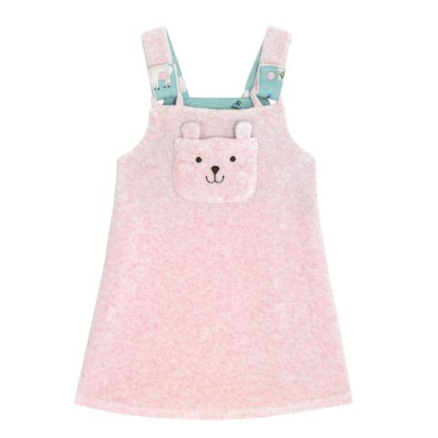 BABY BEAR PINAFORE 6-12 M