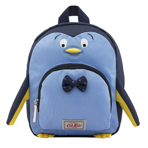 KIDS PENGUIN NOVELTY MINI RUCKSACK W/CHEST STRAP MULTI